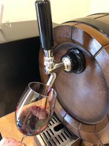 樽生フレッシュ赤ワイン